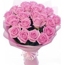 """25 роз """"РОЗОВАЯ СКАЗКА"""""""