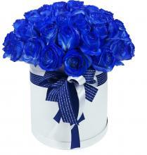 """Цветы в коробке """"Унисон"""""""