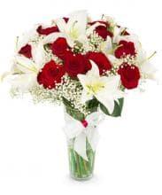 """Букет """"Праздничный"""" из 15 роз"""