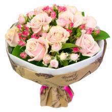Микс из роз