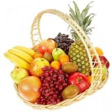 "Корзинка с фруктами ""Витаминка"""