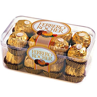 Конфеты Ferrero Rosher (16 шт.)