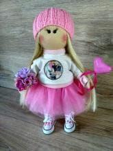Интерьерная куколка Lulu №2