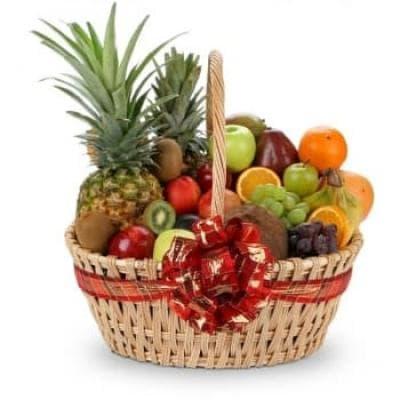 """Корзина фруктов """"Угощения"""""""