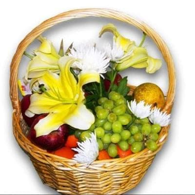"""Корзина фруктов """"Хорошего дня"""""""